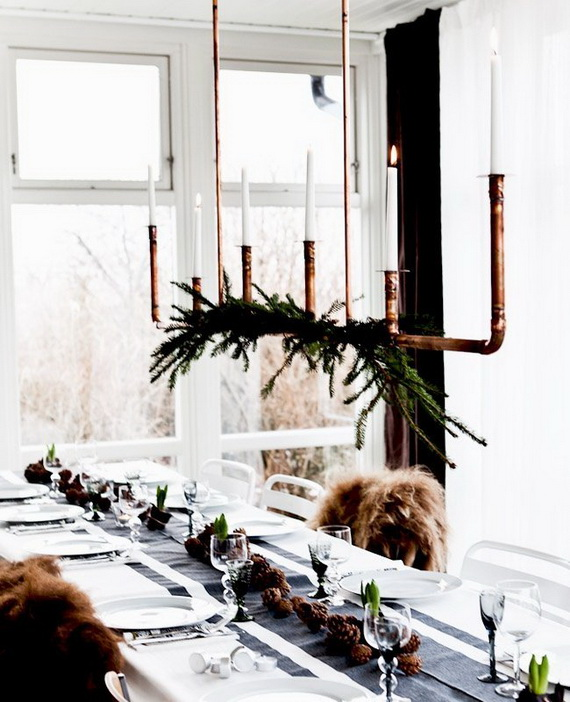 Festive Holiday Decor Ideas for Small Spaces (2)