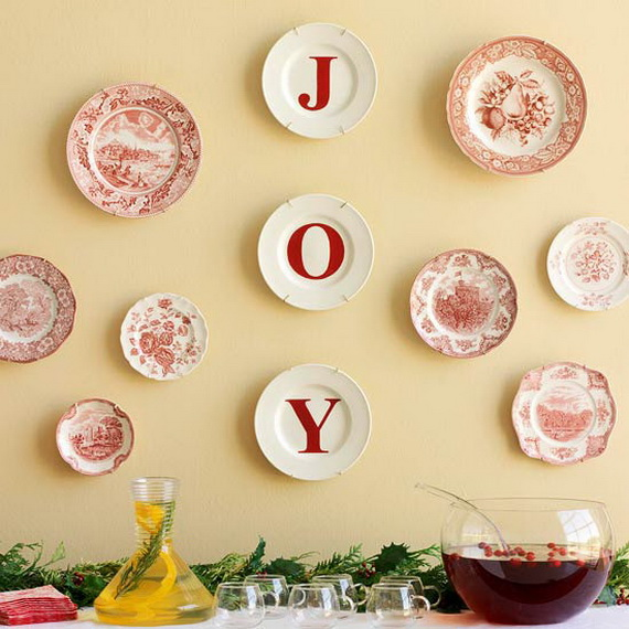 Festive Holiday Decor Ideas for Small Spaces (25)