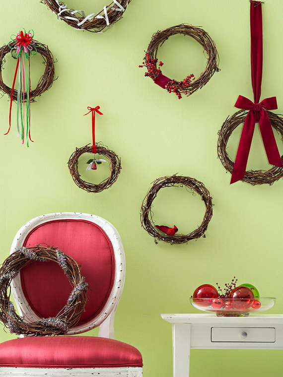 Festive Holiday Decor Ideas for Small Spaces (27)