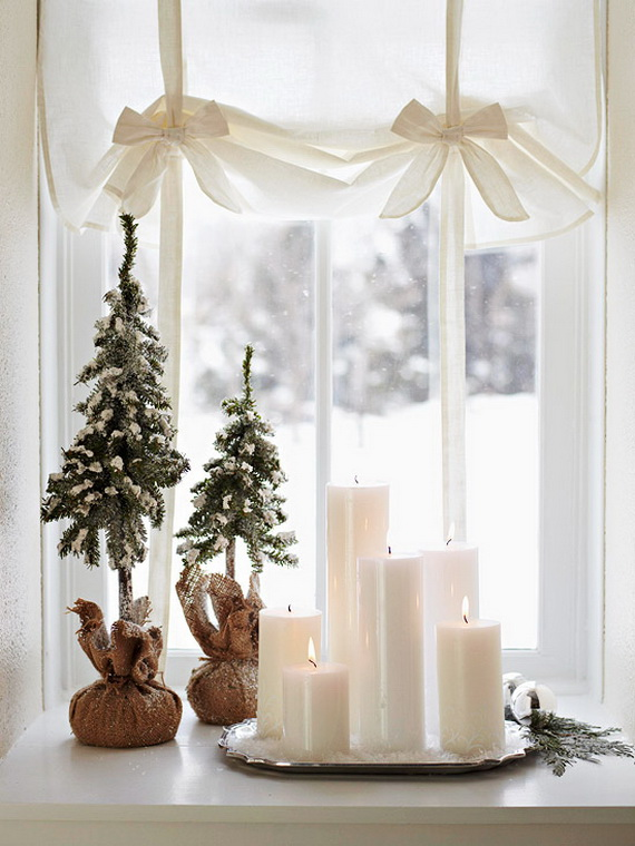 Festive Holiday Decor Ideas for Small Spaces (39)