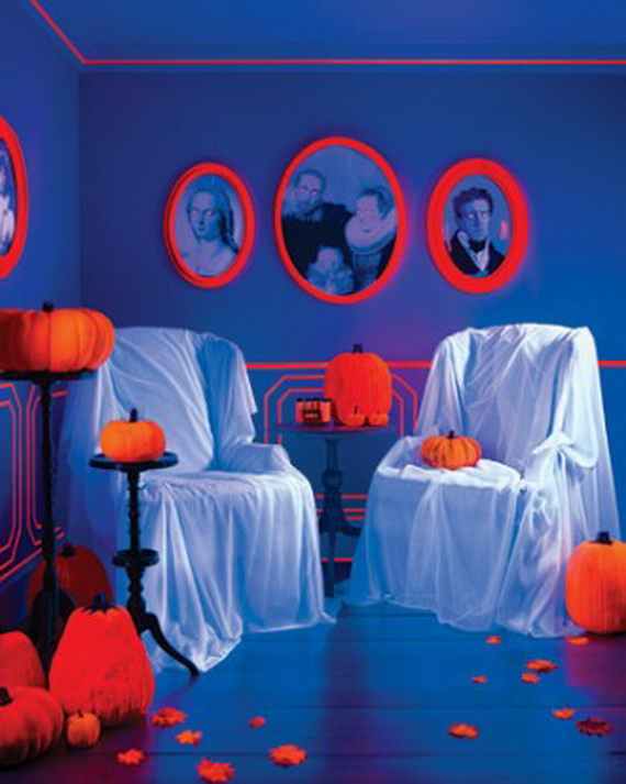 Ghostly Halloween Decoration Ideas for October 31st_09