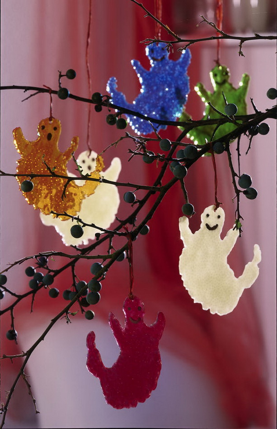 Ghostly Halloween Decoration Ideas for October 31st_17