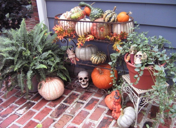 Ghostly Halloween Decoration Ideas for October 31st_21