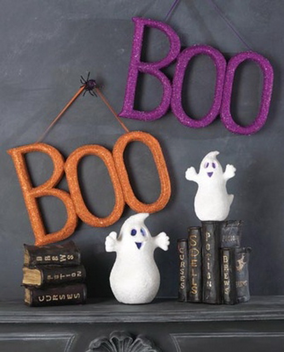 Ghostly Halloween Decoration Ideas for October 31st_32