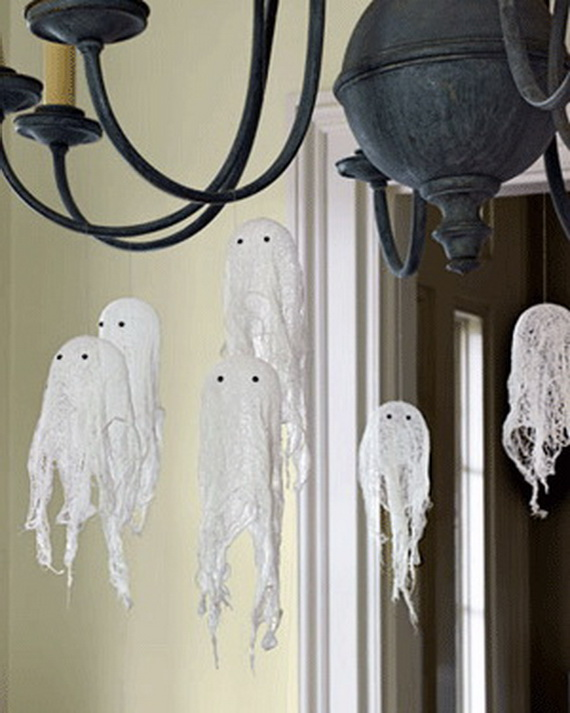 Ghostly Halloween Decoration Ideas for October 31st_37