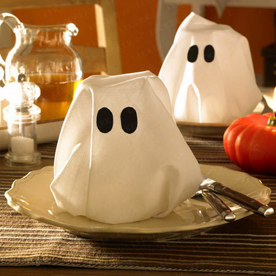 Ghostly Halloween Decoration Ideas for October 31st_38
