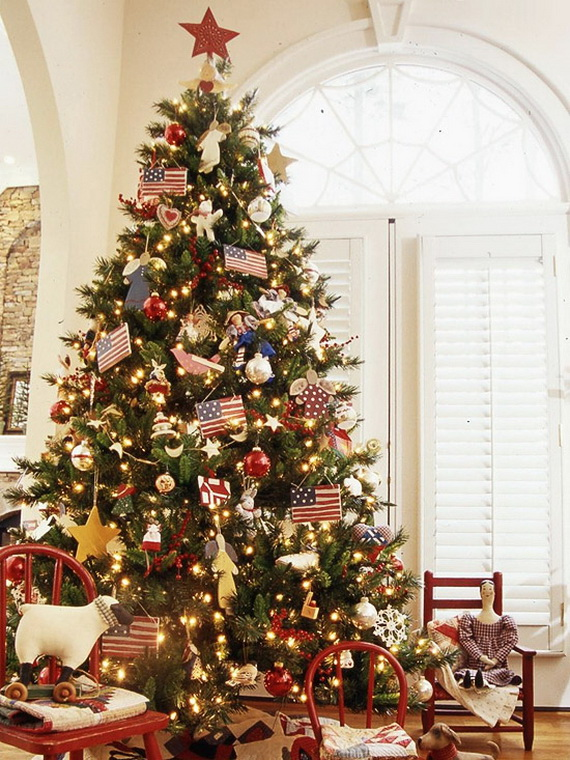 How to Decorate a Christmas Tree Traditionally In Easy Steps_08