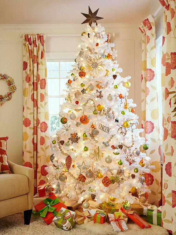 How to Decorate a Christmas Tree Traditionally In Easy Steps_46