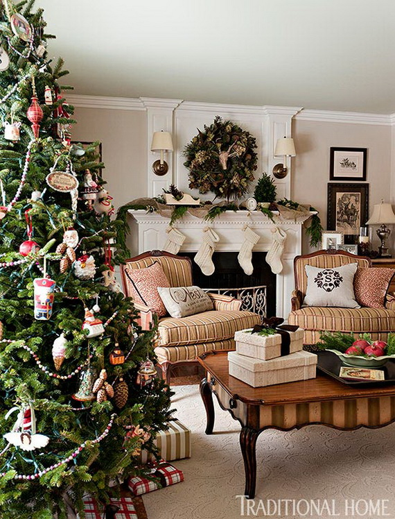 How to Decorate a Christmas Tree Traditionally In Easy Steps_93