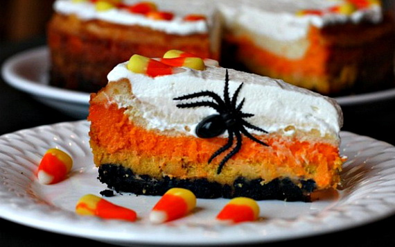 Sweet and salty Edible Halloween Decoration Ideas for kids _01