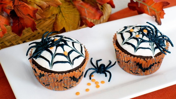 Sweet and salty Edible Halloween Decoration Ideas for kids _18
