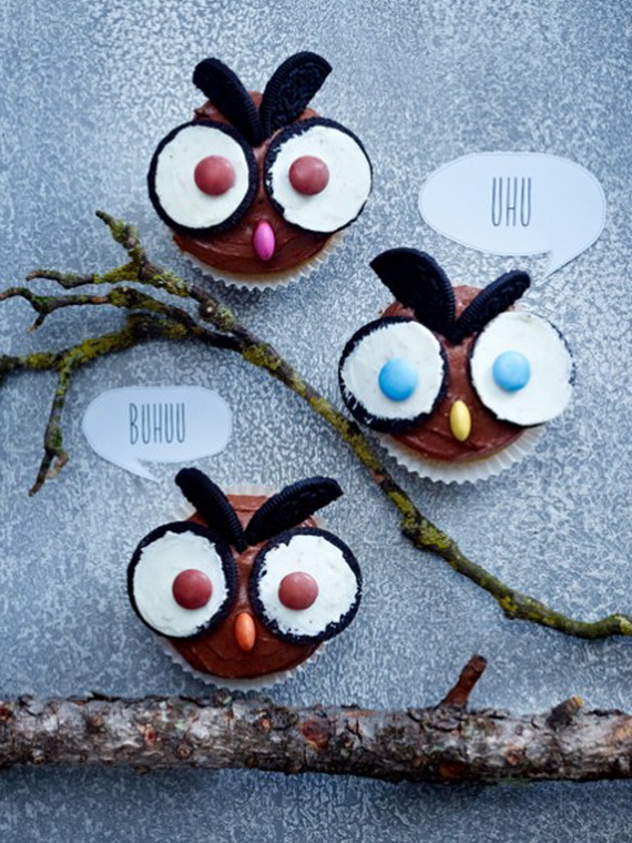Sweet and salty Edible Halloween Decoration Ideas for kids _36