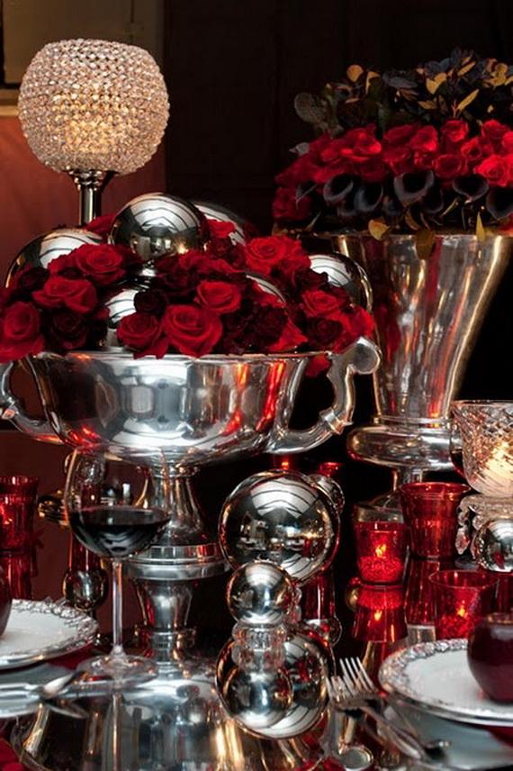 Whimsical Spooky Halloween Table Decoration Wedding Ideas _03