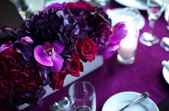 Whimsical Spooky Halloween Table Decoration Wedding Ideas _41