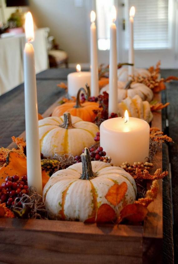 Whimsical Spooky Halloween Table Decoration Wedding Ideas _63