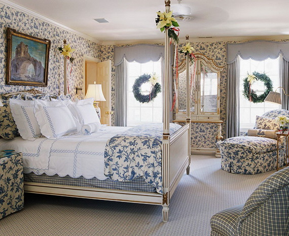 Adorable Bedroom Decor Ideas For Christmas and Special Occasion _02
