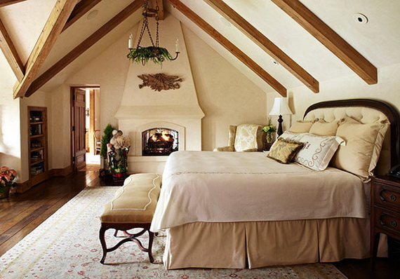 Adorable Bedroom Decor Ideas For Christmas and Special Occasion _11