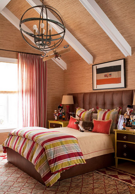 Adorable Bedroom Decor Ideas For Christmas and Special Occasion _18
