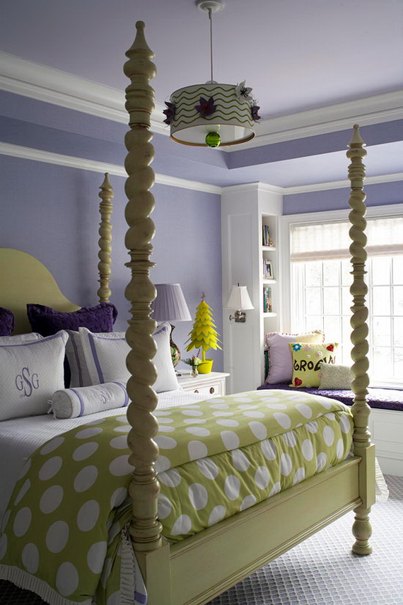 Adorable Bedroom Decor Ideas For Christmas and Special Occasion _19