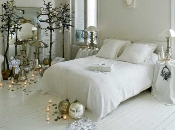 Adorable Bedroom Decor Ideas For Christmas and Special Occasion _33