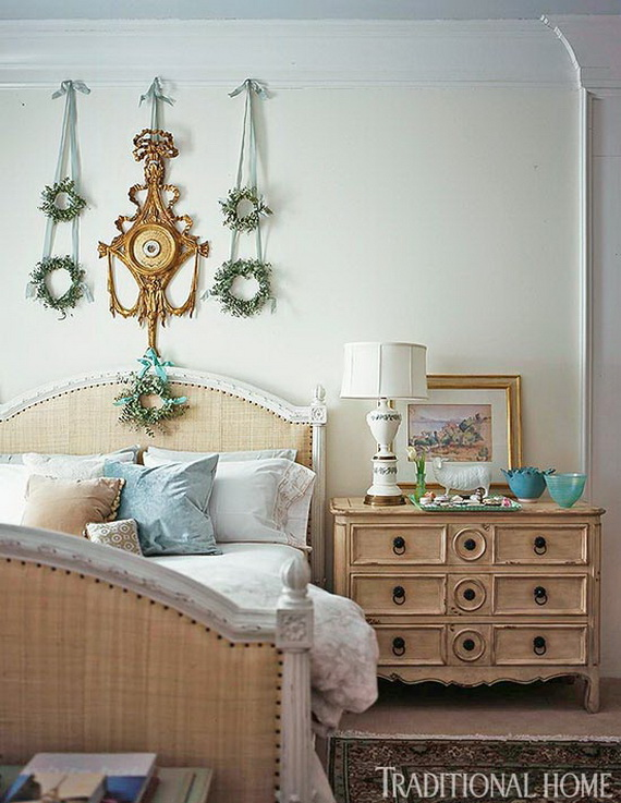 Adorable Bedroom Decor Ideas For Christmas and Special Occasion _64