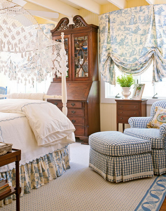 Adorable Bedroom Decor Ideas For Christmas and Special Occasion _70
