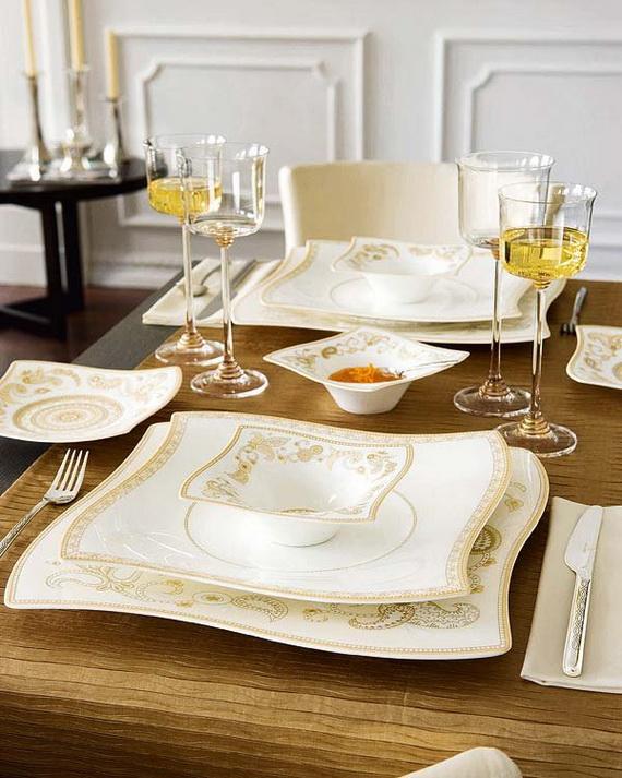 Amazing Christmas Dinner Table Decoration Ideas_24