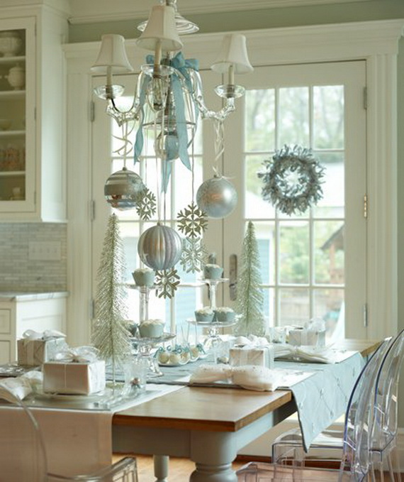 Charming Christmas Decor  To Create A Stylish Home_30