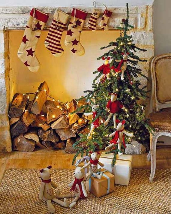 Charming Christmas Decor  To Create A Stylish Home_33