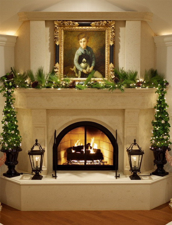 Charming Christmas Decor  To Create A Stylish Home_53