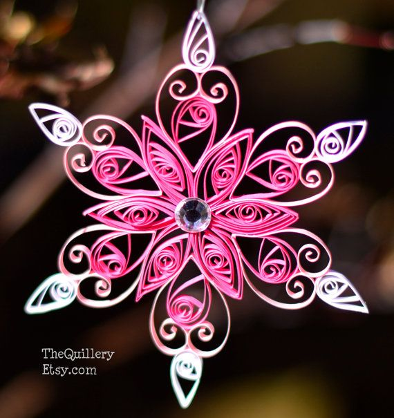 Creative Christmas Snowflake Decorating Ideas_006