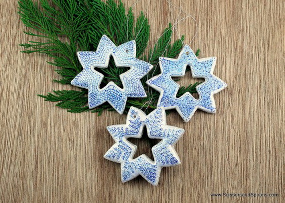 Creative Christmas Snowflake Decorating Ideas_020