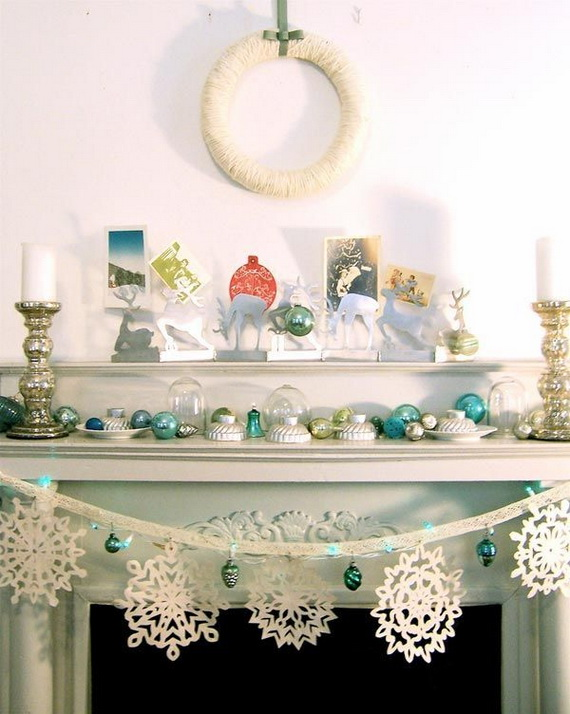 Creative Christmas Snowflake Decorating Ideas_030