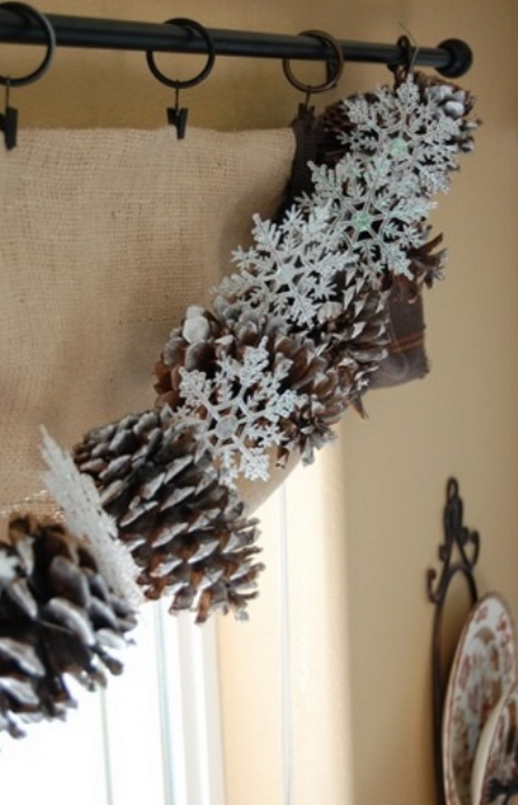 Creative Christmas Snowflake Decorating Ideas_057