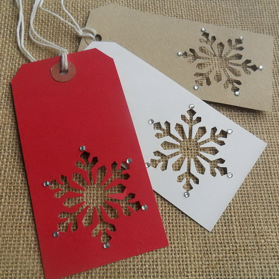 Creative Christmas Snowflake Decorating Ideas_085
