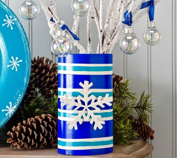 Creative Christmas Snowflake Decorating Ideas_106