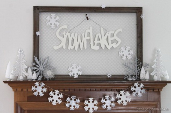 Creative Christmas Snowflake Decorating Ideas_108
