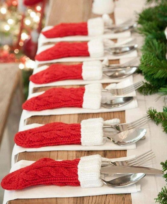 Cute And Cozy Knitted Christmas Decorations_06