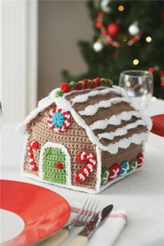 Cute And Cozy Knitted Christmas Decorations_07