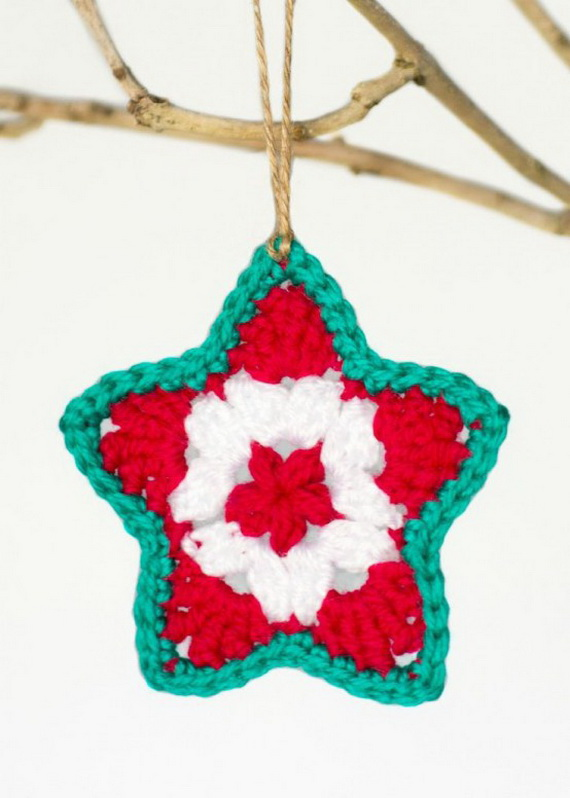 Cute And Cozy Knitted Christmas Decorations_30
