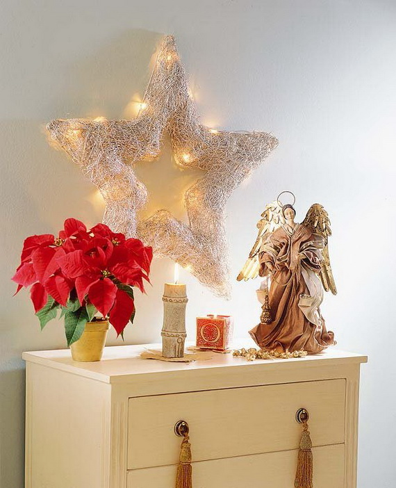 Decorate Christmas with 45 ideas poinsettias the holidays' most loved plant_28