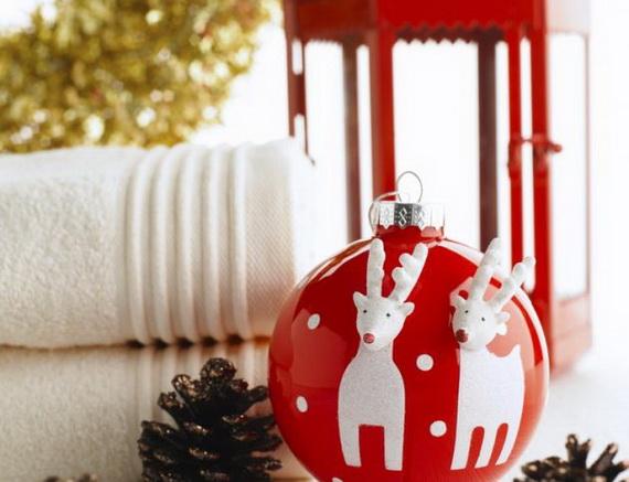 Festive Bathroom Decorating Ideas For Christmas_49