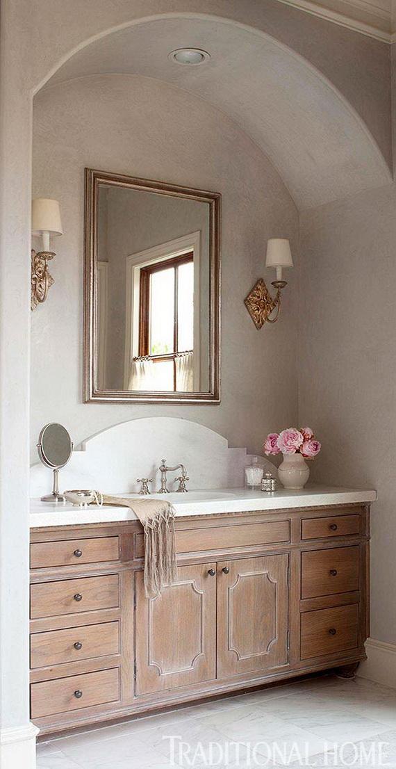 Festive Bathroom Decorating Ideas For Christmas_57