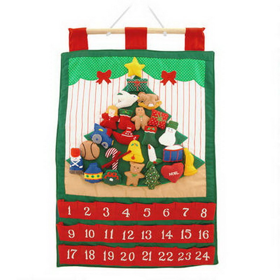 Fun Christmas Crafts With 50 Great Homemade Advent Calendars Ideas_02