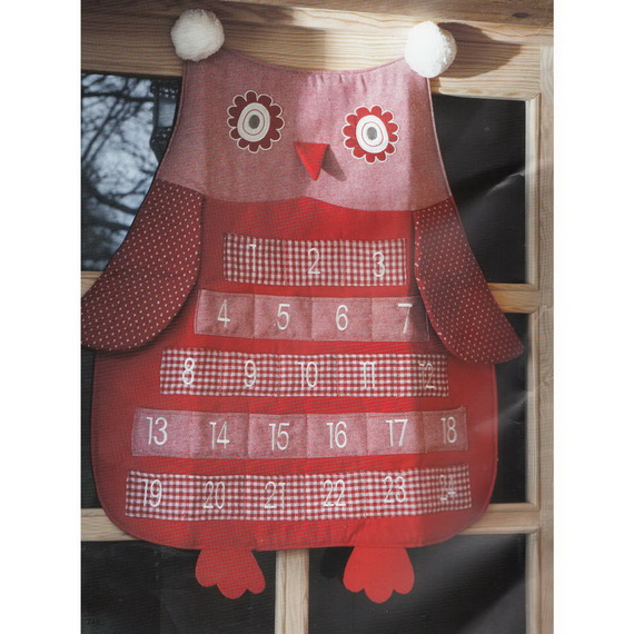 Fun Christmas Crafts With 50 Great Homemade Advent Calendars Ideas_36