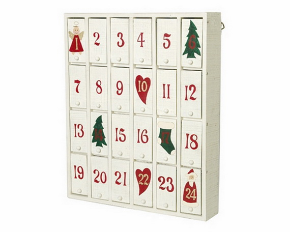 Fun Christmas Crafts With 50 Great Homemade Advent Calendars Ideas_51