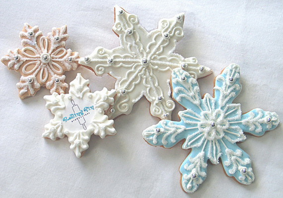 Snowflakes Inspiration Favorite Christmas Decorating Ideas (18)