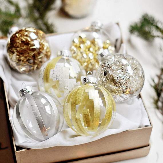 The most stylish Christmas Ornaments Decorations_01