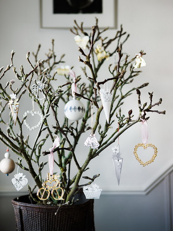 The most stylish Christmas Ornaments Decorations_02