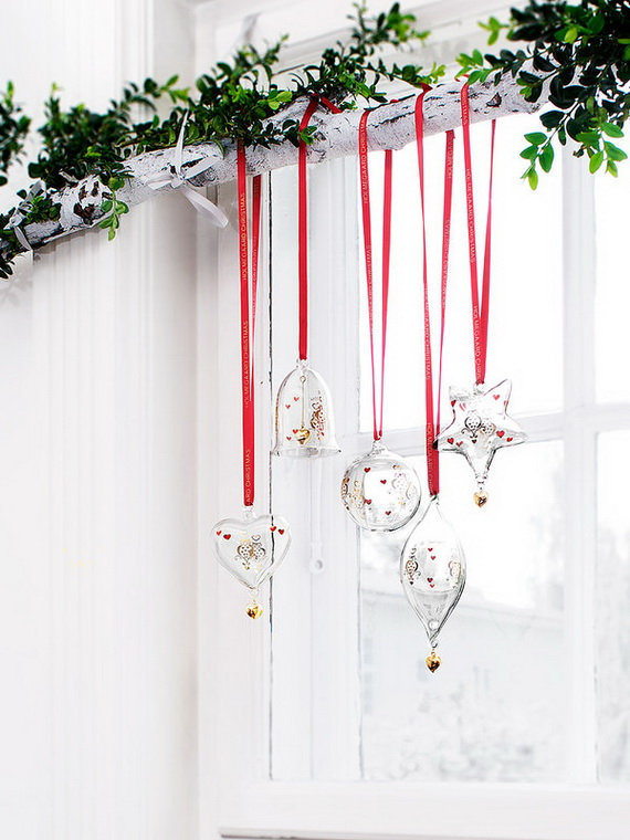 The most stylish Christmas Ornaments Decorations_04